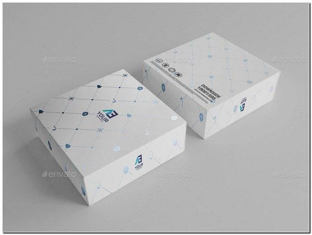 Package Box Mockups Vol6