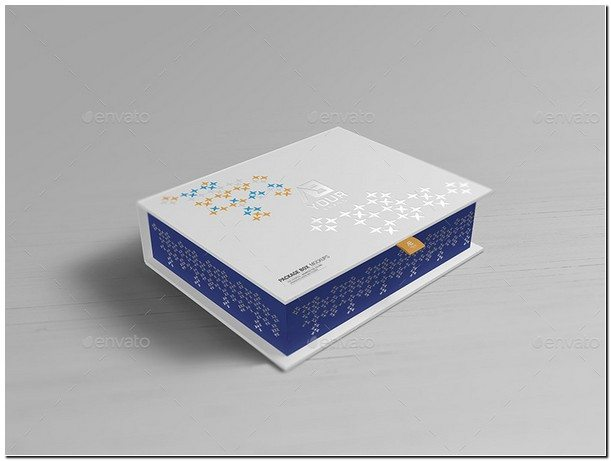 Package Box Mockups Vol7