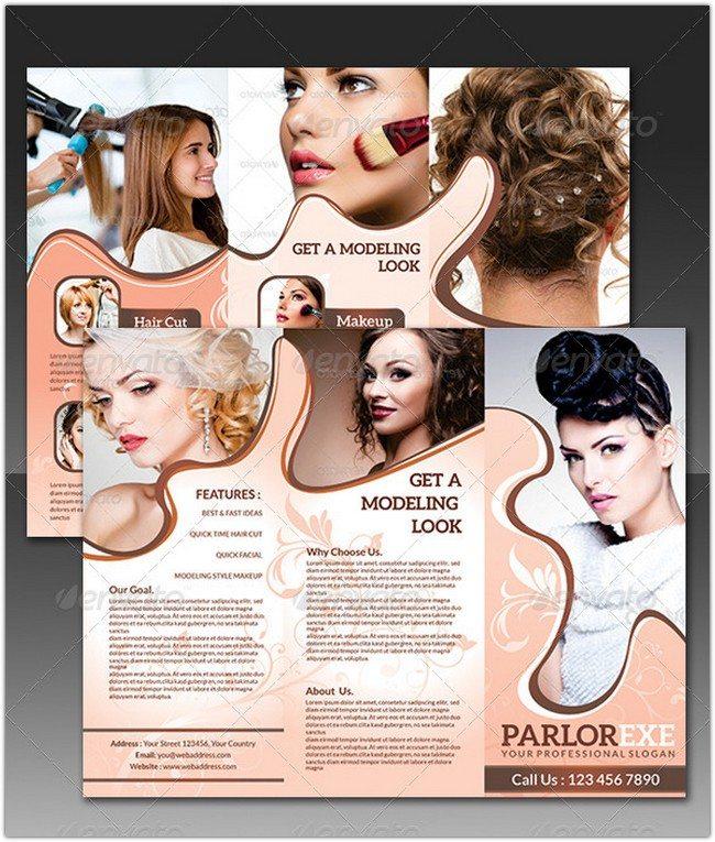 Parlor EXE Tri Fold Brochure