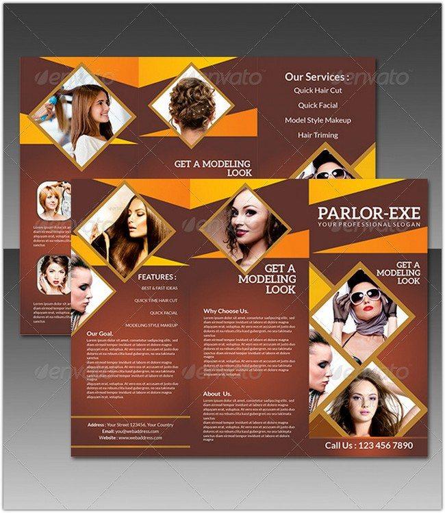 Parlor Tri Fold Brochure