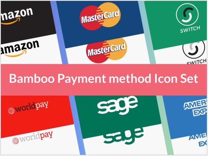 Payment Method Icon Set Sketch