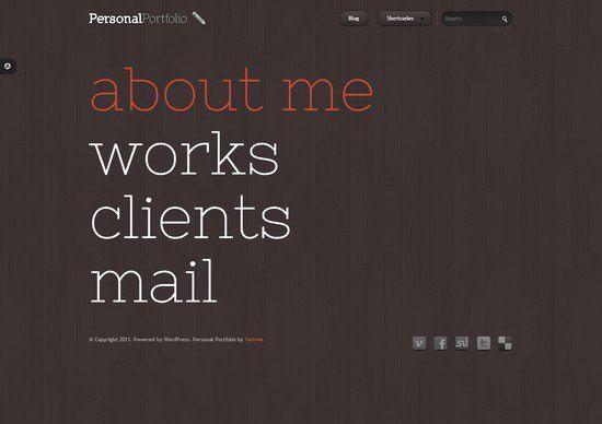 Personal-Portfolio-Creative-Website-Template