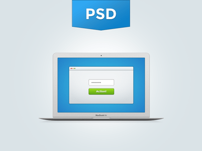 Pixel-Perfect-Macbook-Air-Screen-mockup