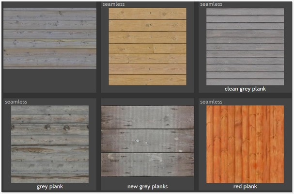 Plank textures