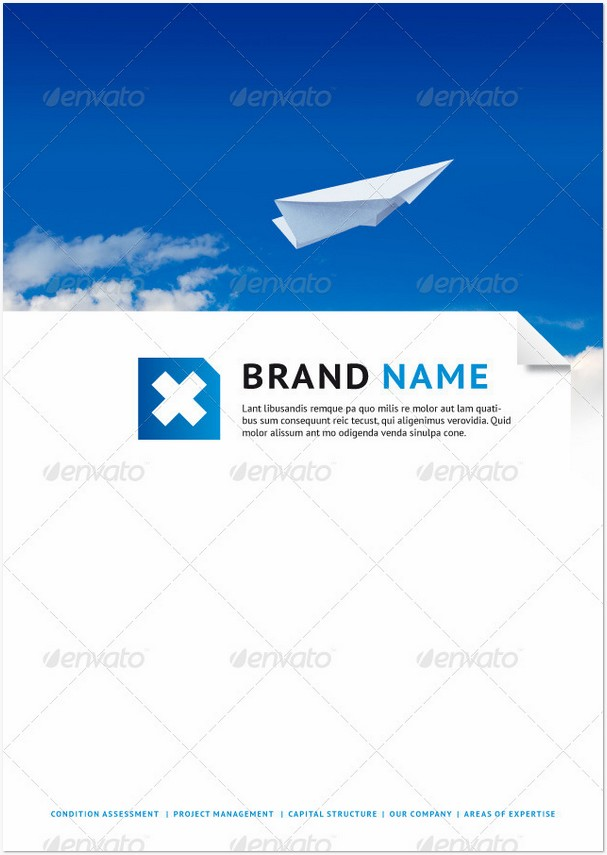 Professional Corporate Business Brochure