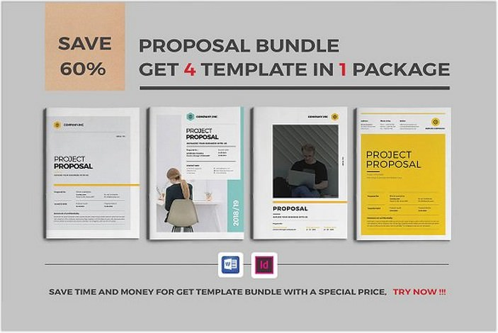 Proposal Bundle Brochure