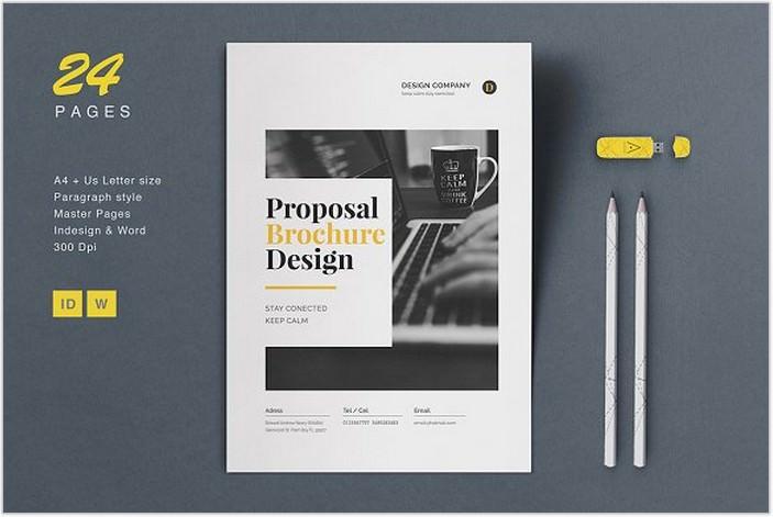 Proposal Print Brochure