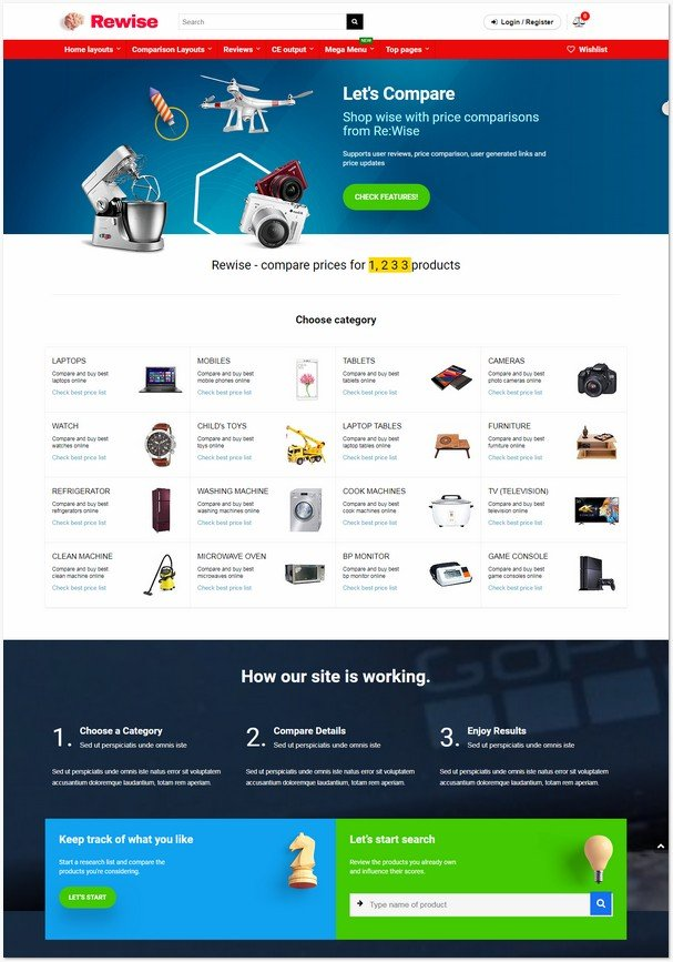 REHub - Review Theme