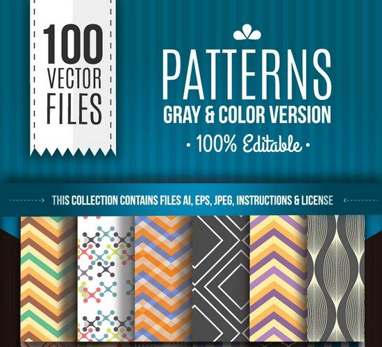 REPEATING VECTOR PATTERNS