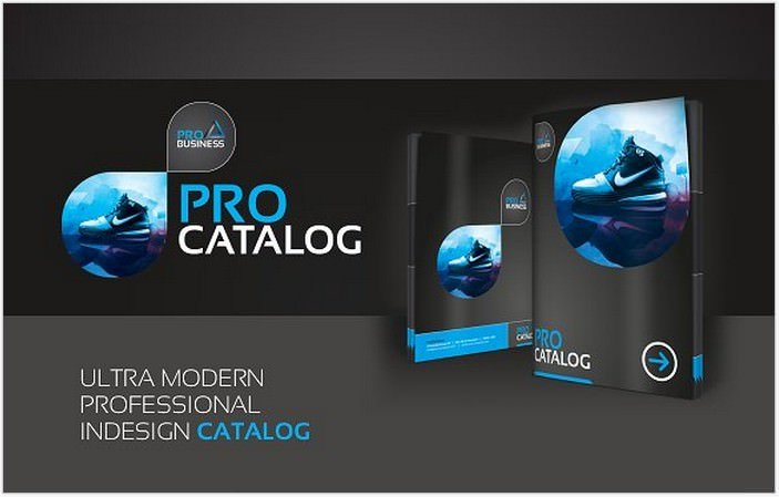 RW Pro Business Catalog - Brochure
