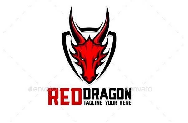 Red Dragon Logo