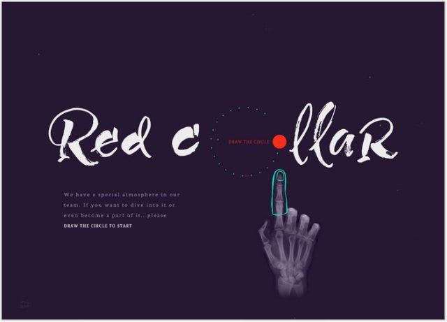 Redcollar Single Page Websites Examples-2105341