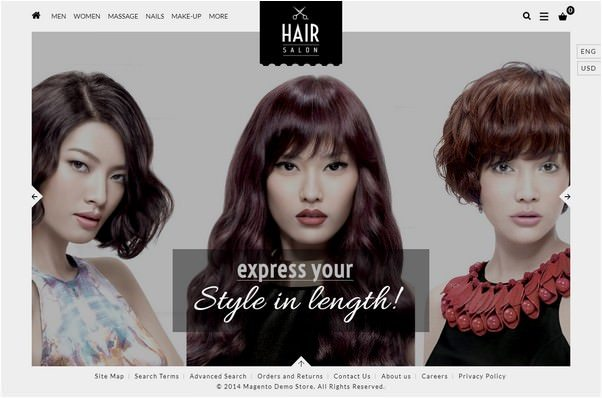Responsive Magento Theme For Hair Salon-4534854