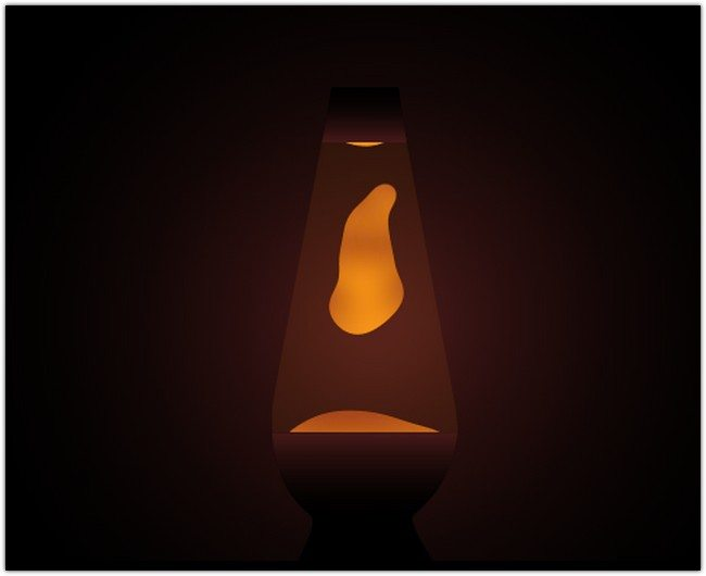 SVG Lava Lamp