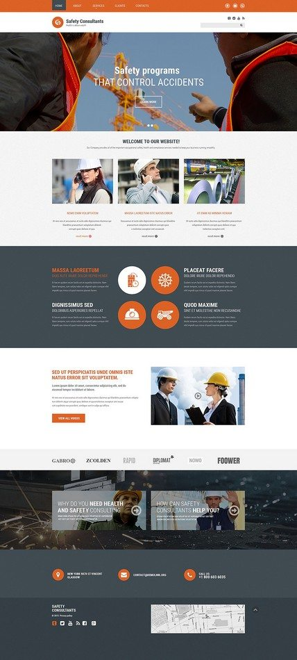 Safety-Consultant-Website-Template