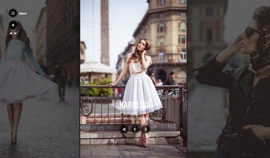 Santino – Photography WordPress Theme
