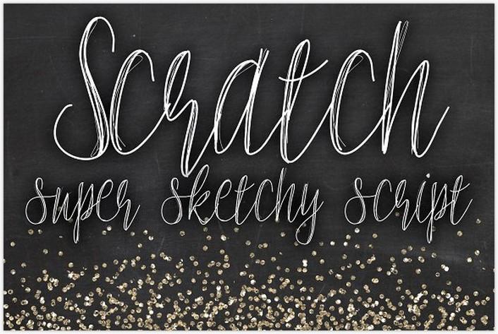 Scratch Super Sketchy Script