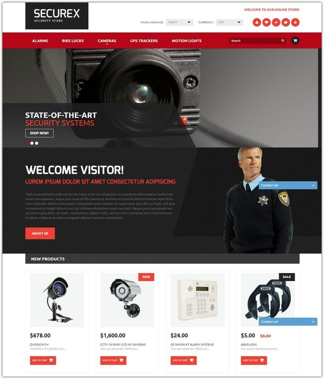 Security Products Store