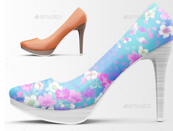 shoes-mockup-high-heels-mockup