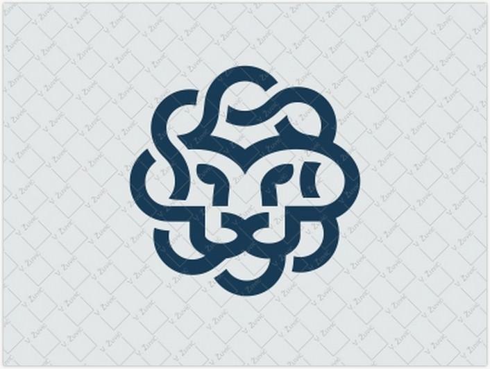 Simple Lion Logo