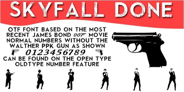 SkyFall Done