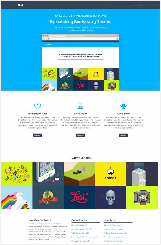 Solid – Multipurpose Theme