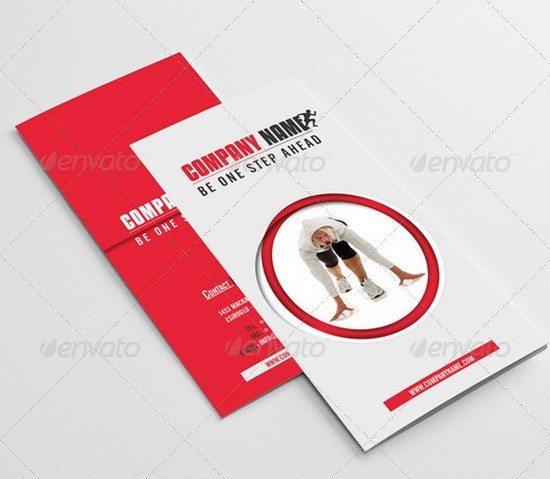Sport Business Tri-Fold