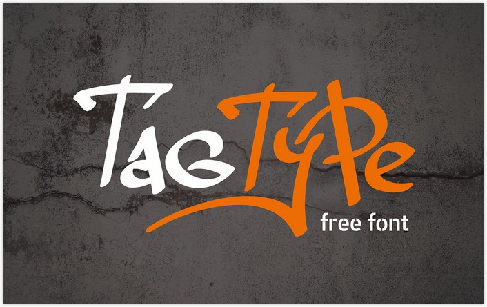 Tag Type – Free Font