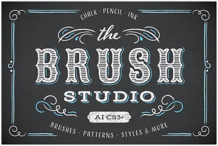 The Brush Studio