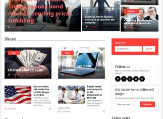 News PHP Templates