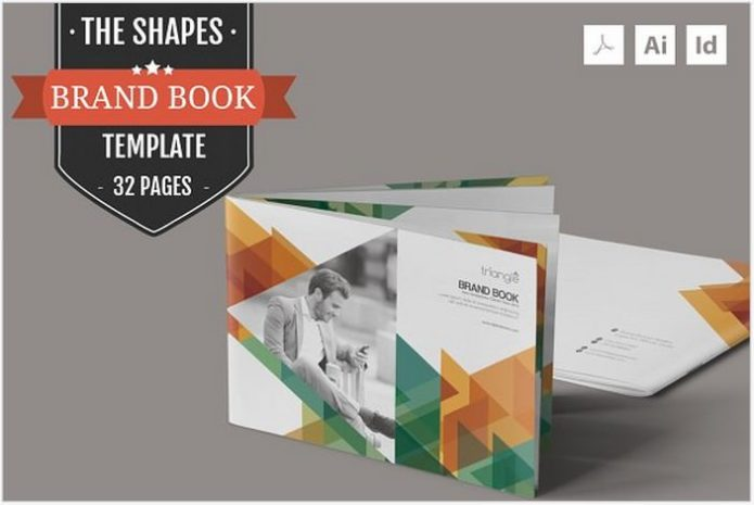 The Shapes-Brand Guidelines Template