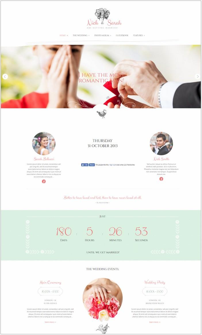 The Wedding Day - Wedding & Wedding Planner