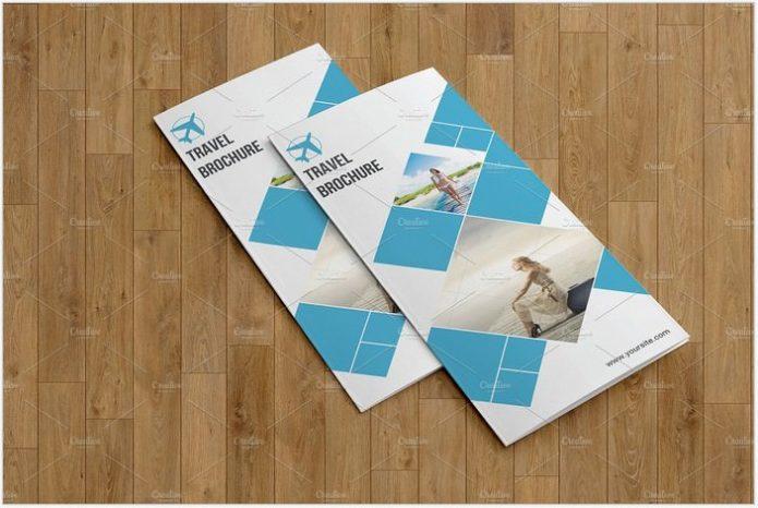 Travel Agency Brochure V763