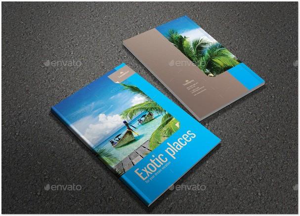 Travel Brochure By sabin_vp