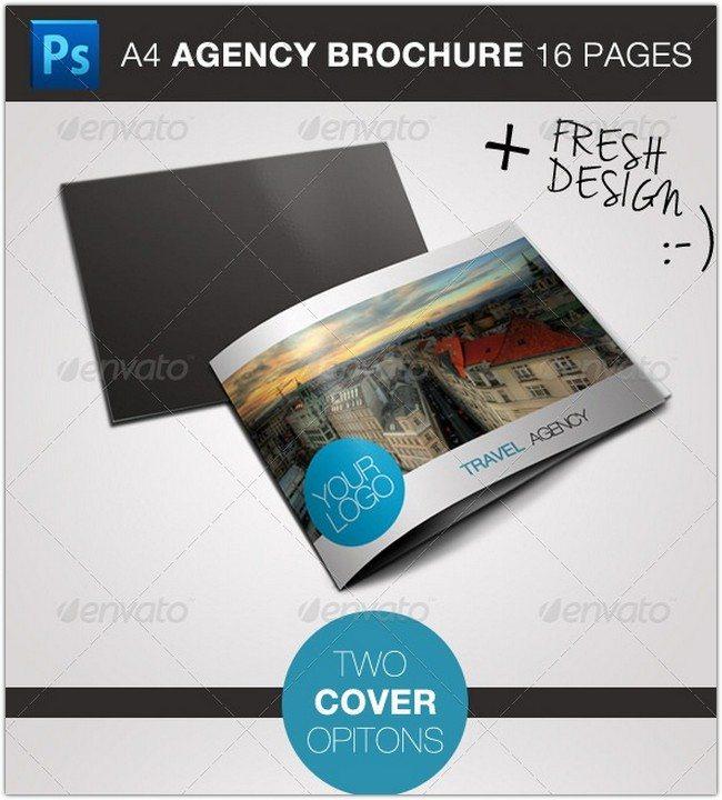 Travel Business Brochure