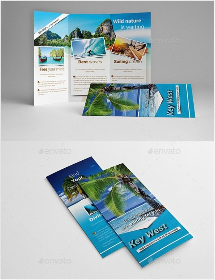 Travel Holiday Brochure Bundle