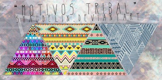 Tribal – Motivos