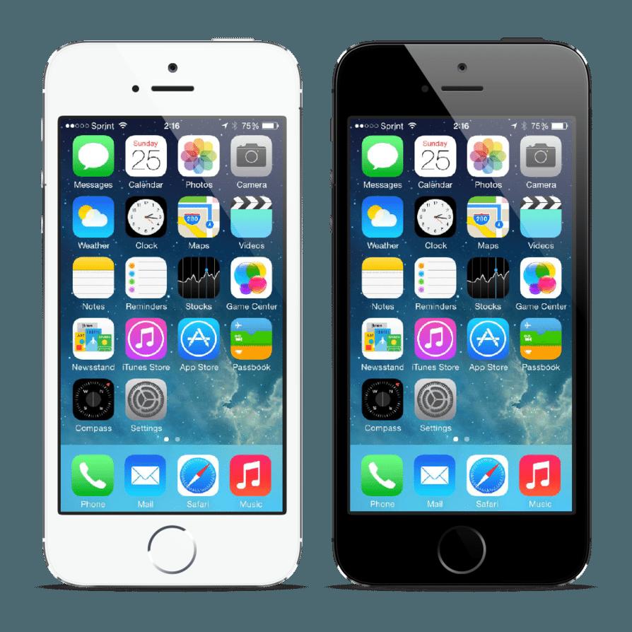 Vector iPhone Mockup