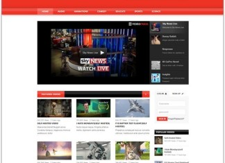 Movie WordPress Themes