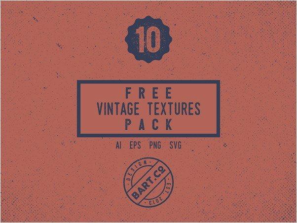 Vintage Texture Pack 10