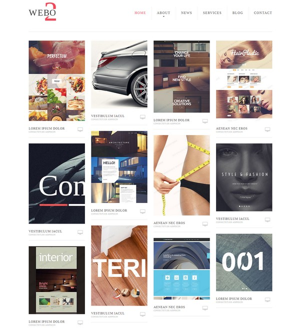 Web Studio Website Template