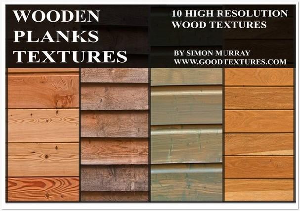 Wooden Planks Textures