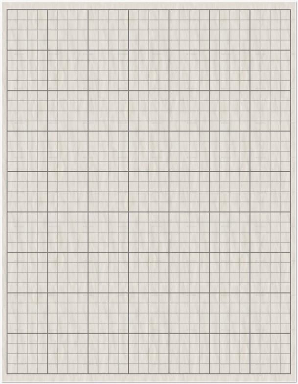 Wrinkled Lined Paper