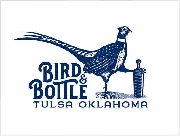 Bird Bottle Bar Logo