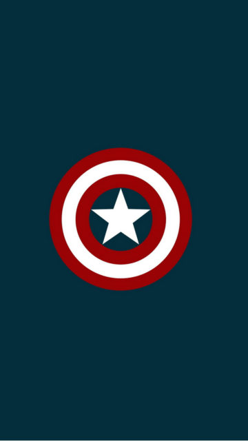 captain-america-star-background-iphone-wallpaper
