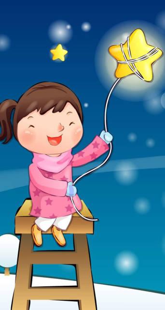 cute-cartoon-happy-child-Iphone