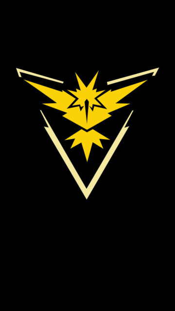 yellow Pokemon Go