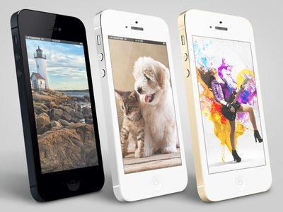 iPhone Mockup free PSD resource