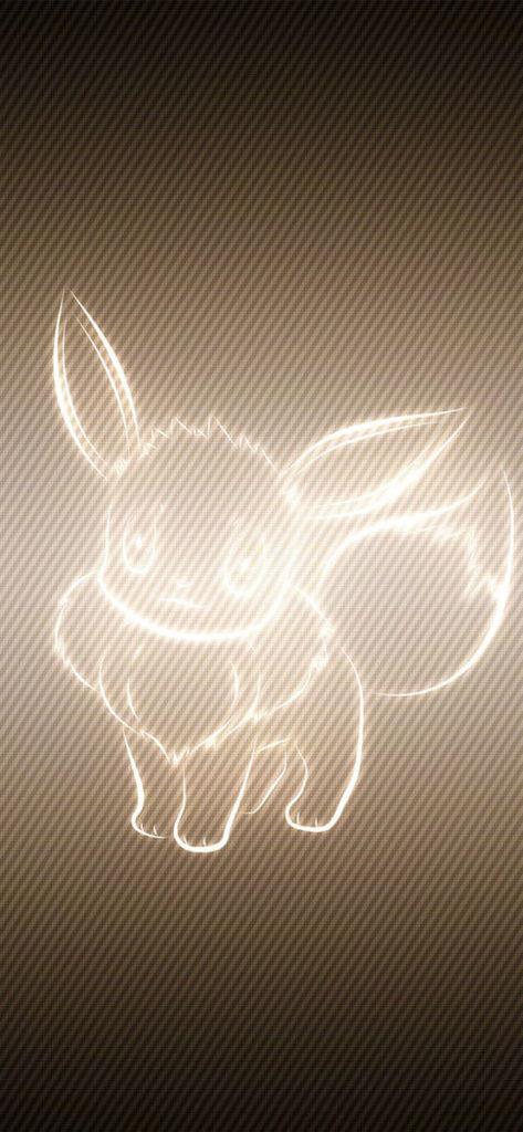 animal pokemon eevee wallpaper