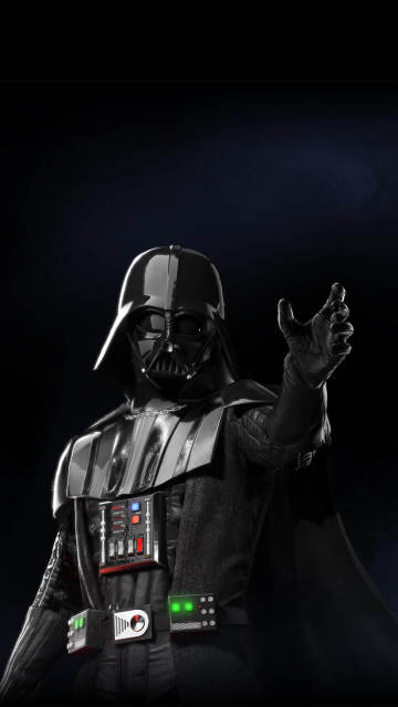 iphone Darth Vader Star Wars Battlefront video game-5765343